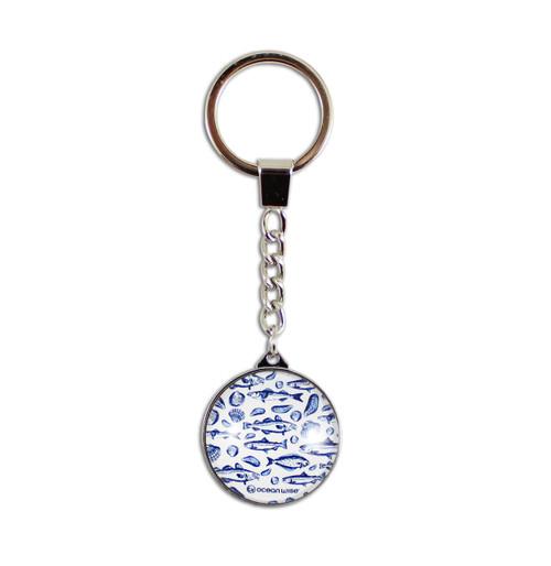 Ocean Wise Key Ring