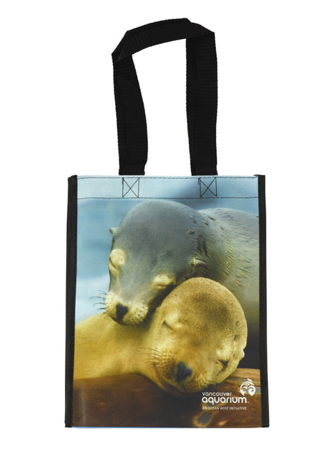 Small Sea Lion Tote Bag