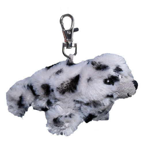 Harbour Seal Stuffy Keyring