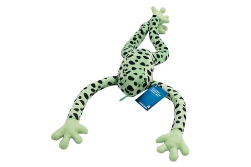 Hanging frog stuffy