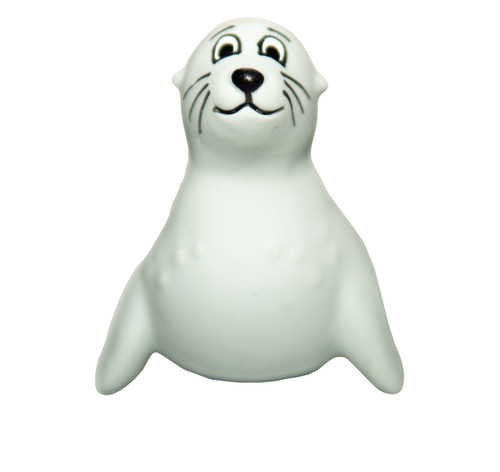 natural rubber seal bath toy