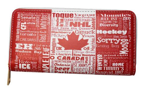 Canada Eh? Wallet