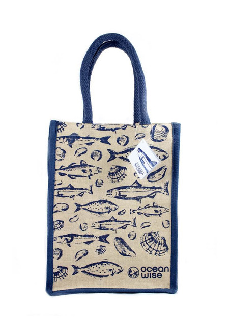 Ocean Wise Lunch Bag