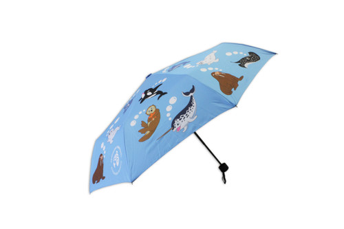 Sea life umbrella