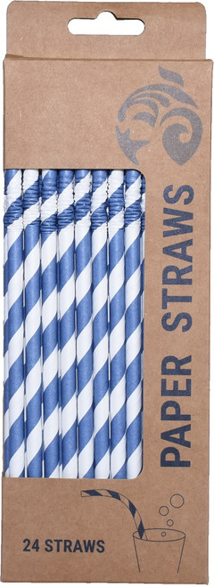 paper straw 24-pack