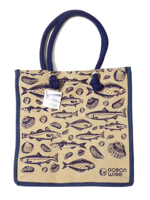 Ocean Wise Square Bag