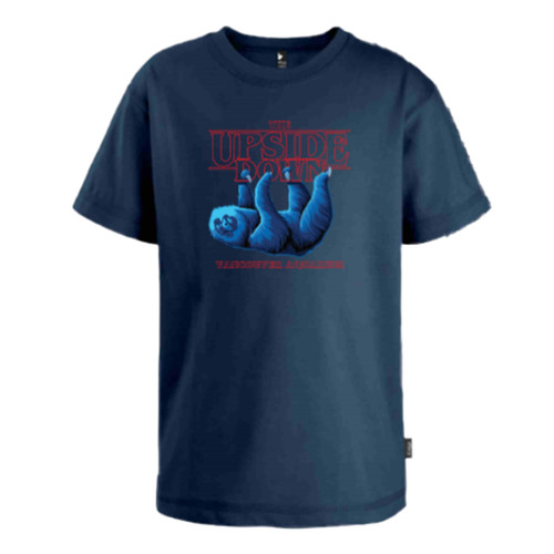 Show that you're not a mouth-breather with this Stranger Things themed shirt! Made from 100% organic cotton Machine washable