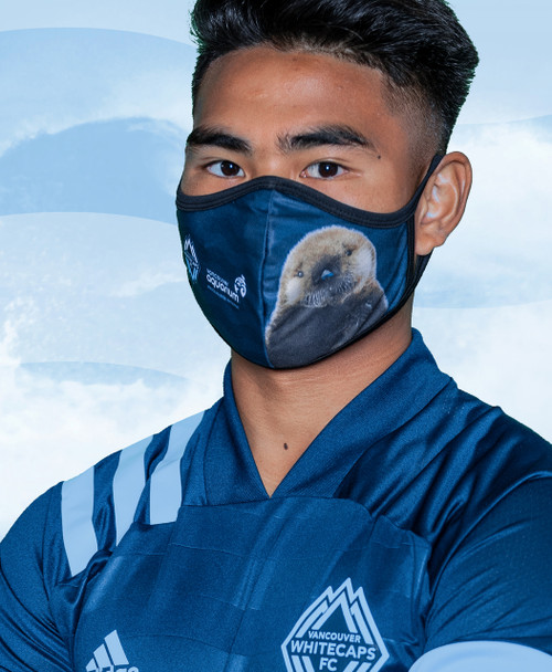 Sea Otter Joey facemask