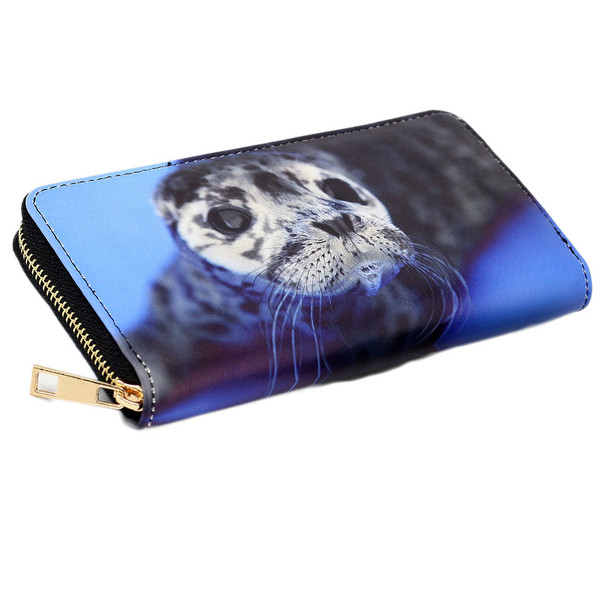 Harbour Seal Wallet - Large & Small