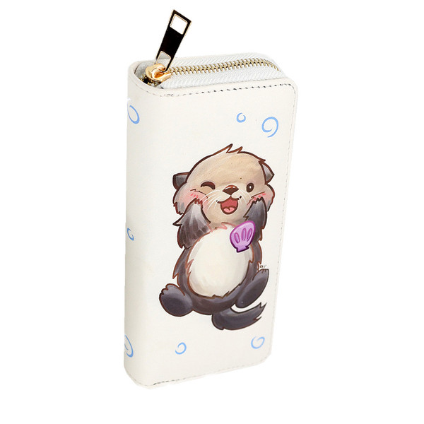 Cutie Otter Wallet - Large & Small