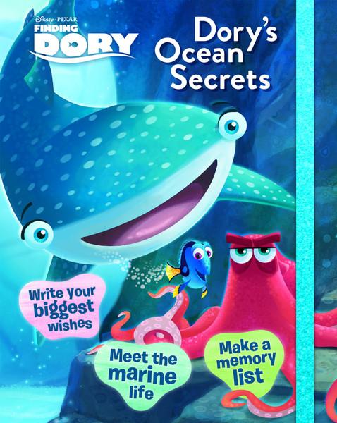 Dory's Ocean Secrets (Disney Pixar Finding Dory)