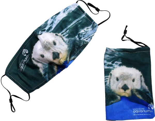 Sea Otter Elfin non-medical Face Mask