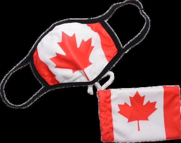 Canada Flag facemask