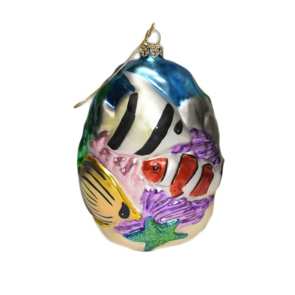 tropical fish ornament