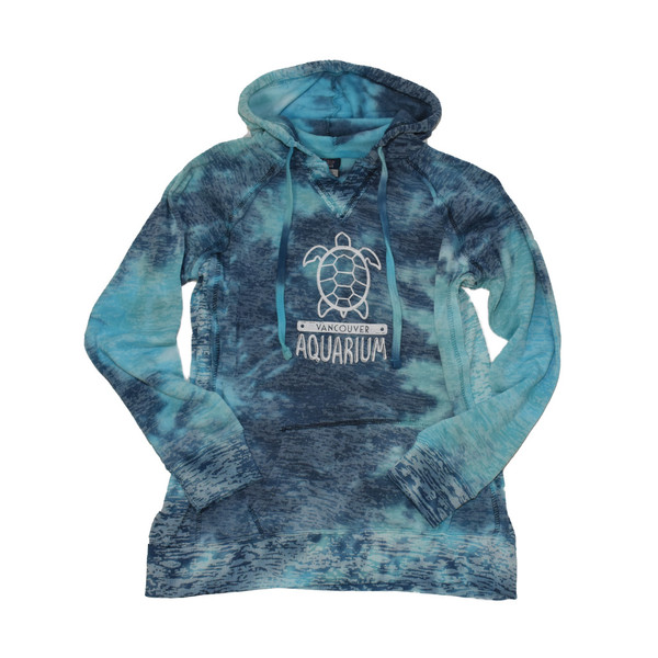 women's turtle hoody
