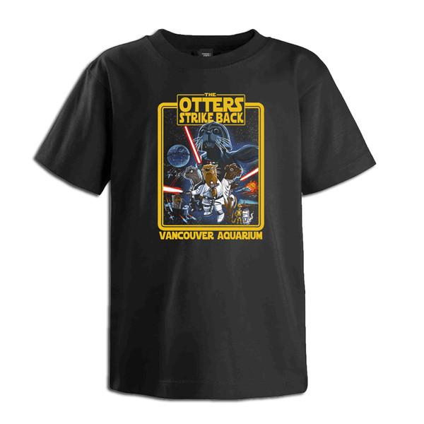 """The Otters Strike Back"" Children's T-Shirt"