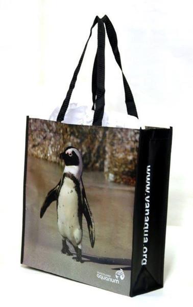 Large Penguin Tote Bag