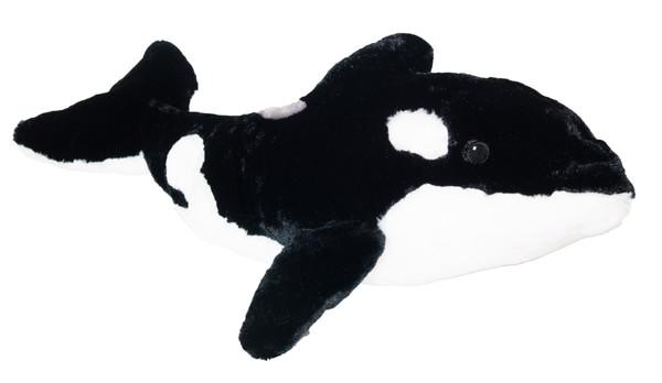 "Killer Whale Stuffy 15"""