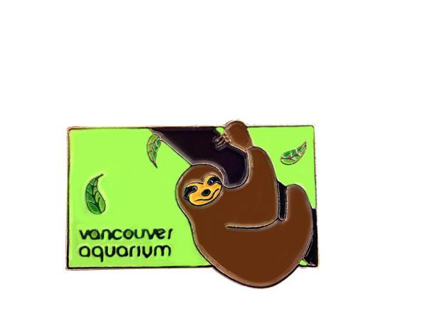 Sloth Lapel Pin