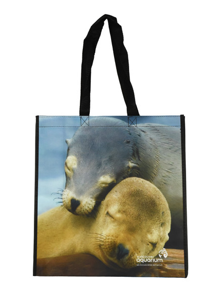 Sea Lion Tote Bag Large