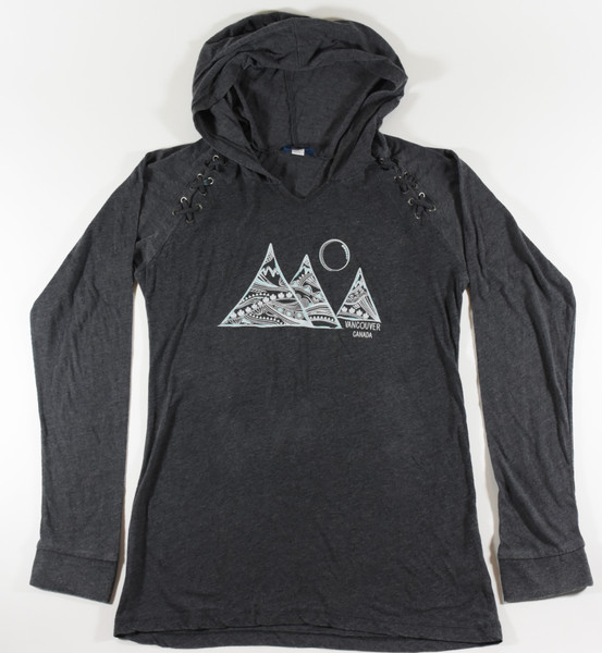 Mountains, Vancouver Adult Tunic