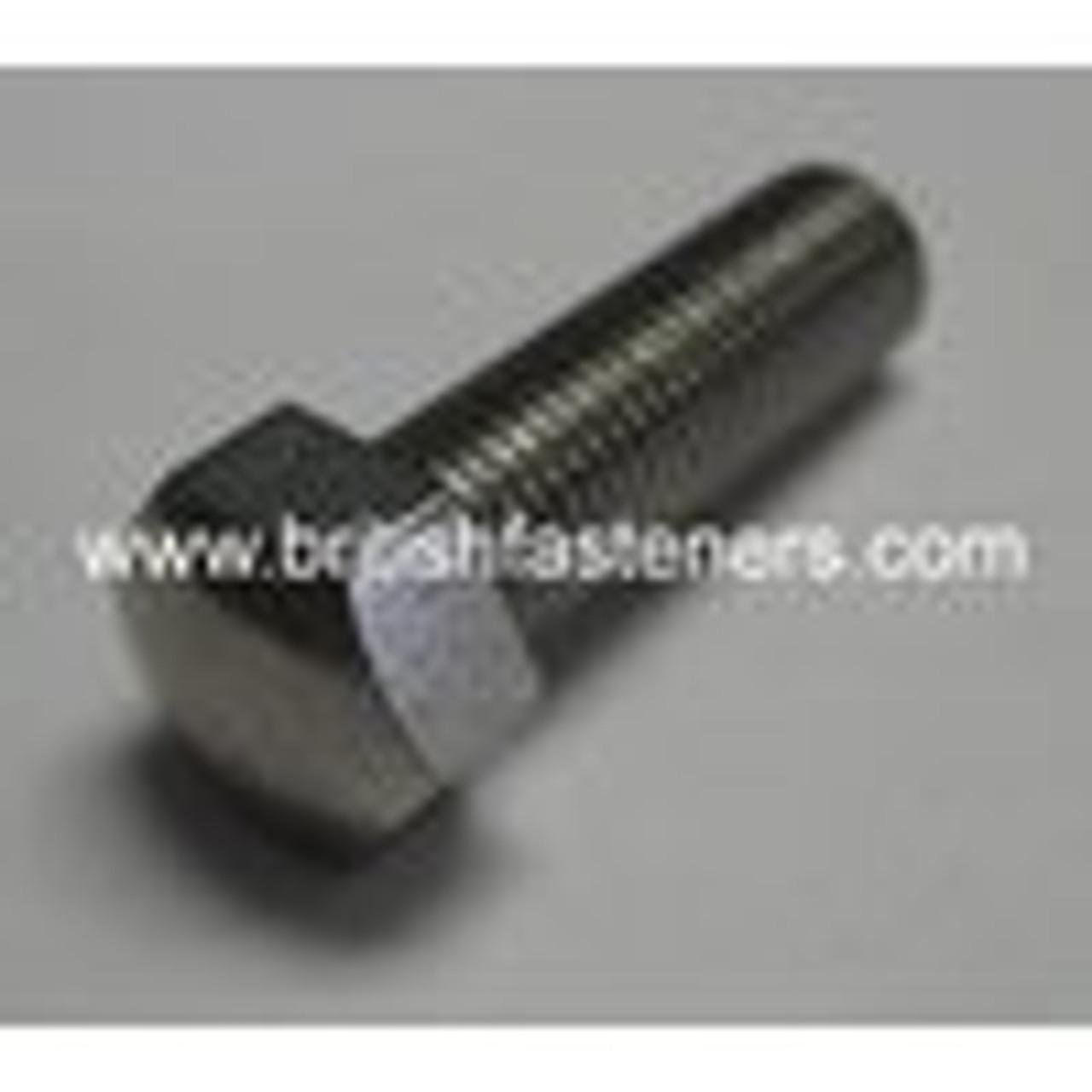 1//4 BSF x 5//8 Slotted Round Steel Screw BS450 SLT RND ST SCREW