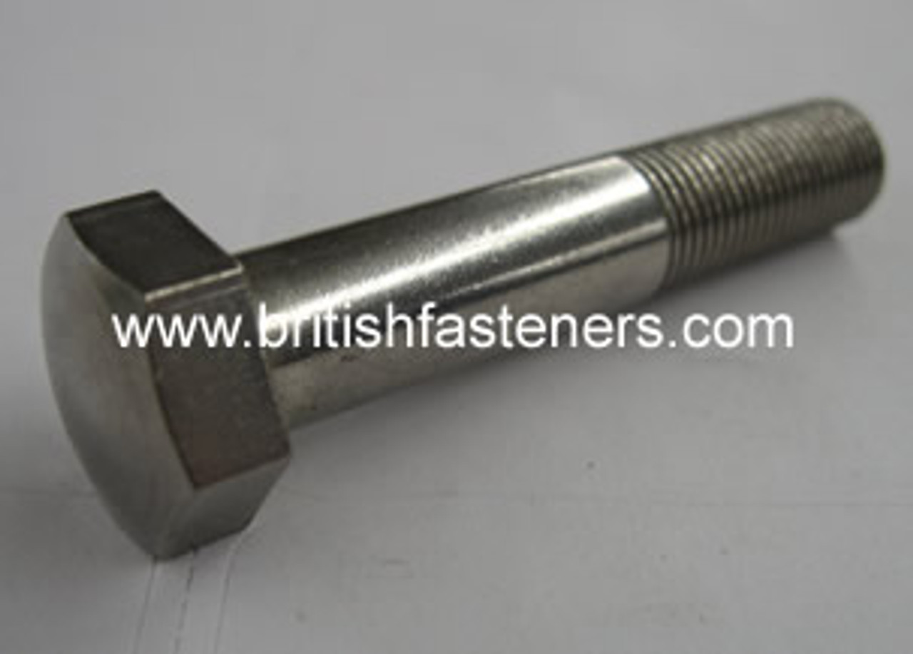 BSC Stainless BOLT DOMED 7/16 x 3 - (6785)
