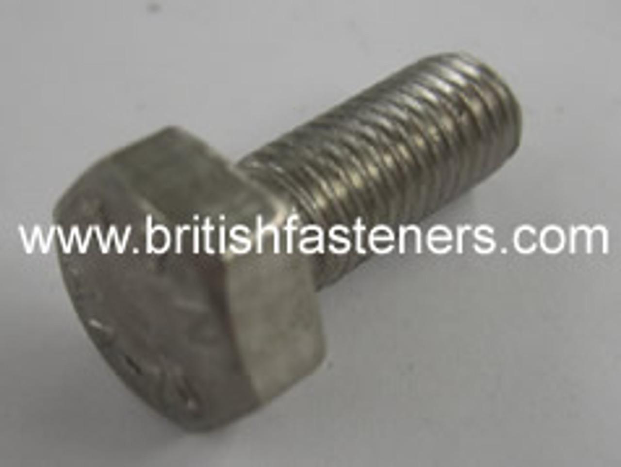 Stainless Screw Metric 8 x 20mm - (7485)