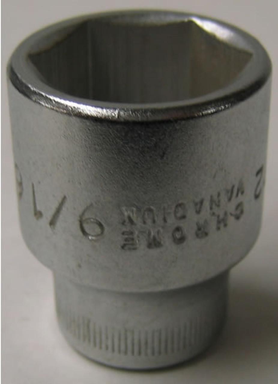 "Everest 9/16"" Whitworth Socket Spanner - (ES8)"