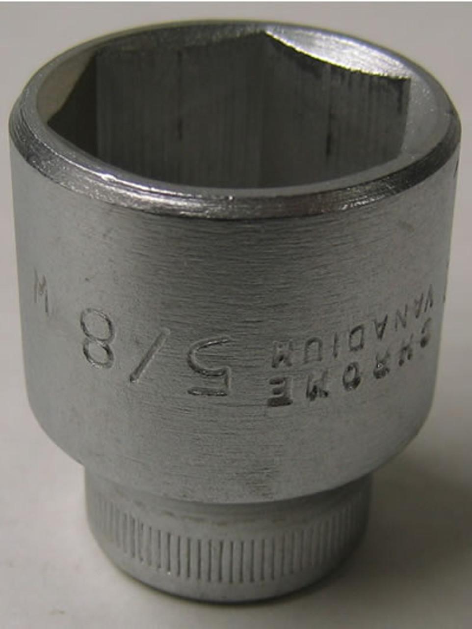 "Everest 5/8"" Whitworth Socket Spanner - (ES9)"
