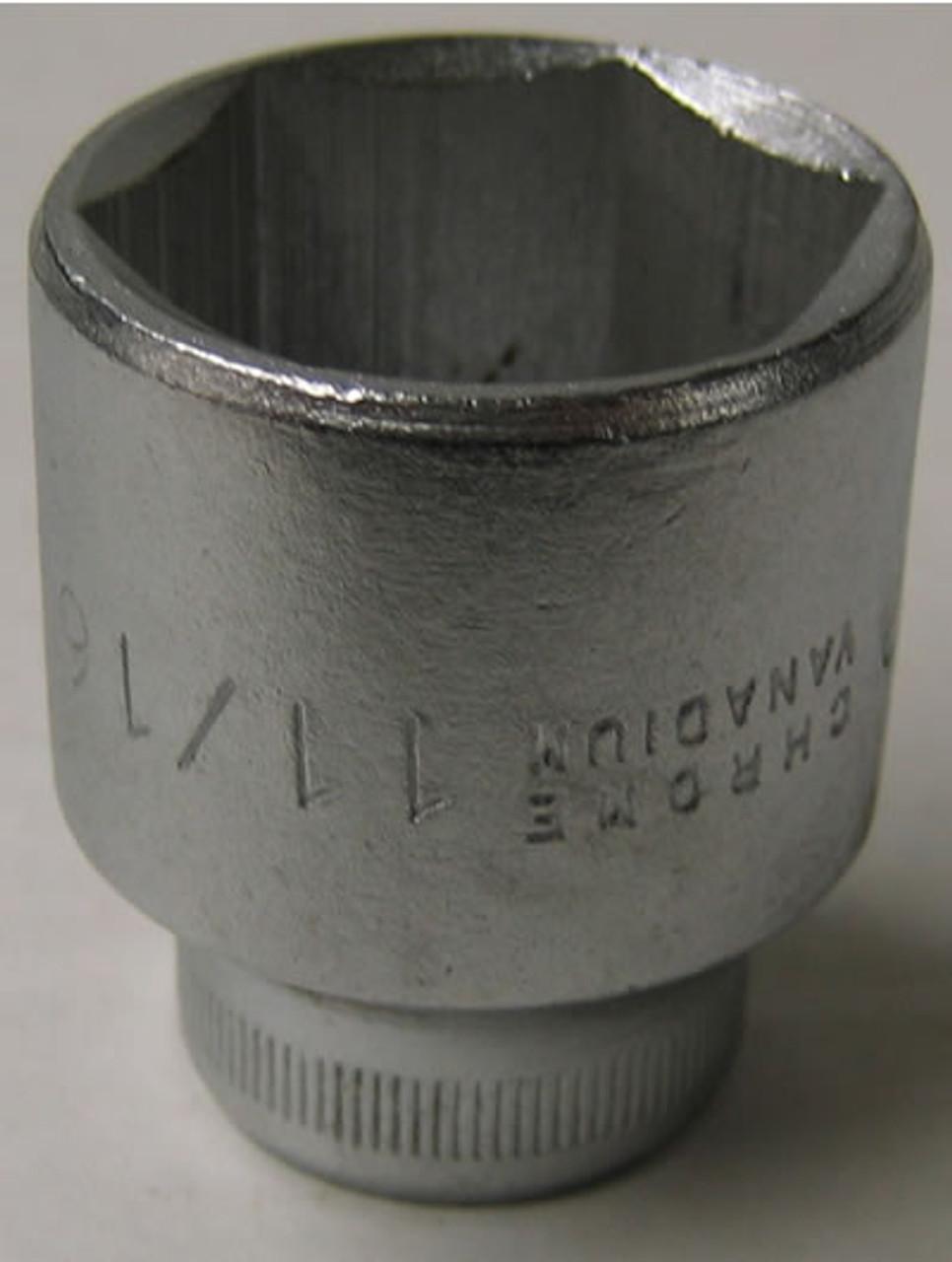 "Everest 11/16"" Whitworth Socket Spanner - (ES10)"