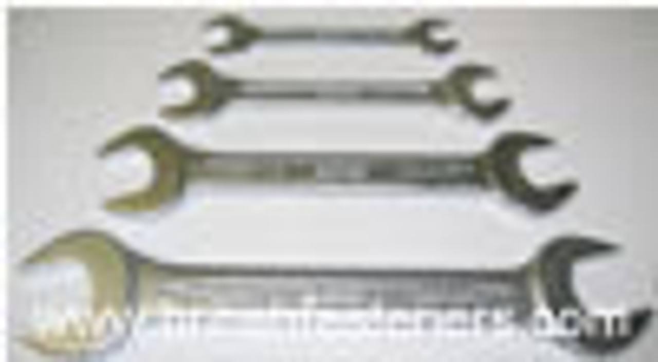 Everest Open Ended Whitworth 4 piece Spanner Set - (EOE13)