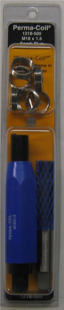 Perma-Coil Spark Plug Thread Repair Kit M14 x 1.25 - (1214414)