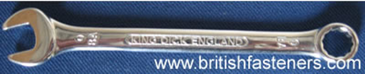 KING DICK 0BA COMBINATION WRENCH - (7793)