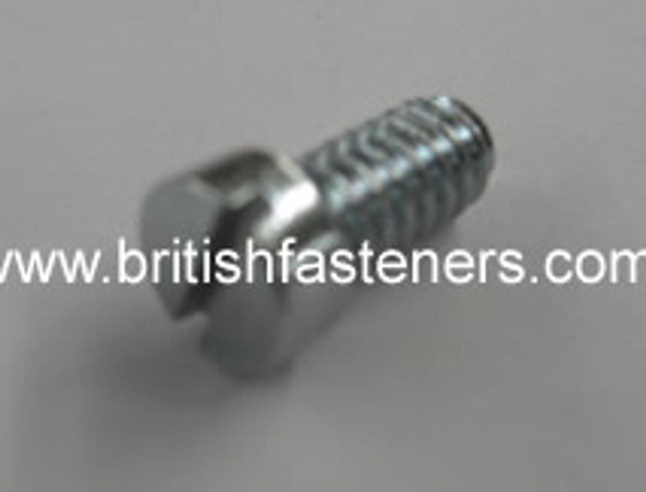 """BSW 3/16""""-24 x 3/8"""" CHEESEHEAD SCREW - (1626)"""