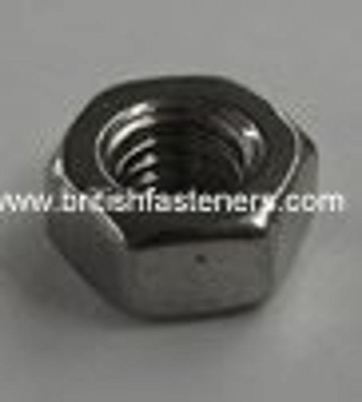 """BSW Hex Full Nuts. 3//16/"""" 3//4/"""" Stainless Steel Whitworth A2"""