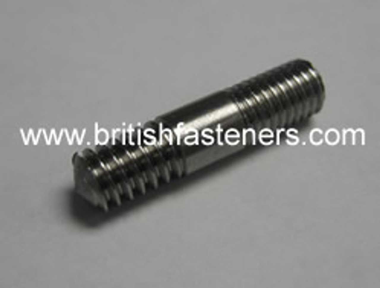 "BSW/CEI 1/4"" x 1"" LONG STUD - 20/26 TPI - (20)"
