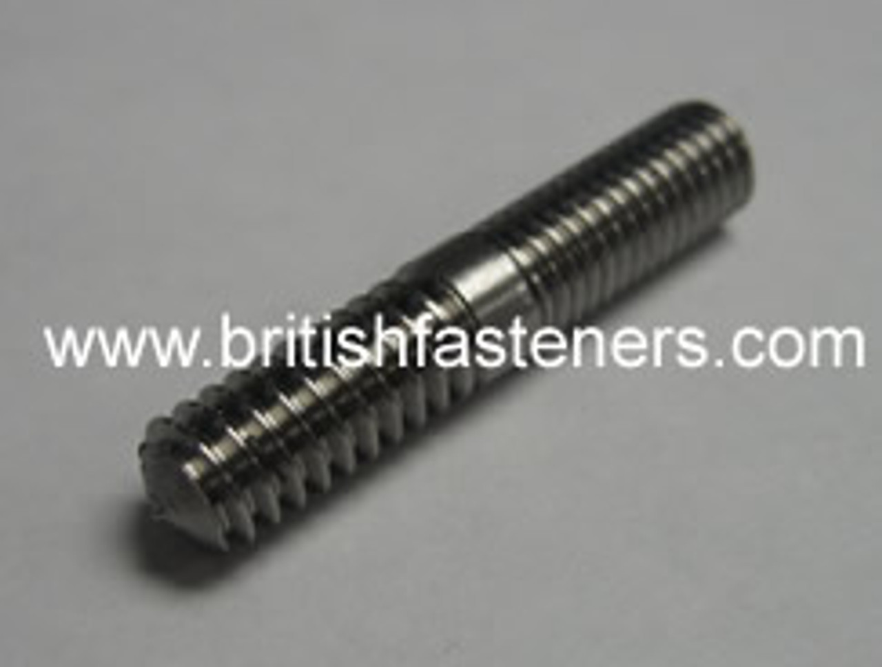 "BSW/CEI 1/4"" x 1.25"" LONG STUD - 20/26 TPI - (21)"