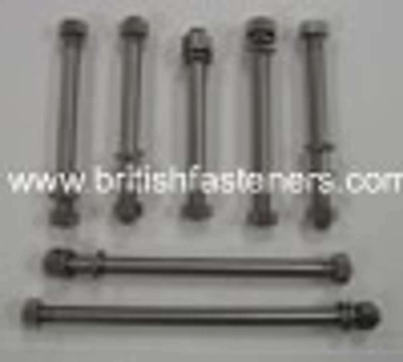 BSA A7/A10 A-SERIES ENGINE PLATE STUD KIT - (BSA1)