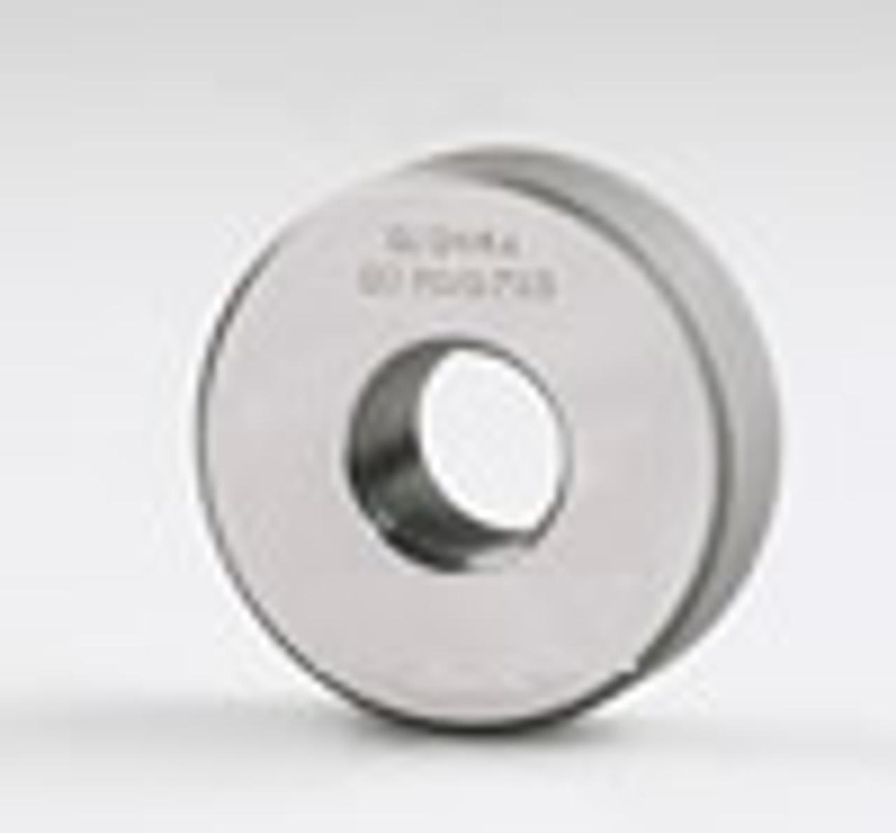 """BSPP 1/4"""" - 19 Go Thread Ring Gauge - (BSP1/4RG-GO)"""
