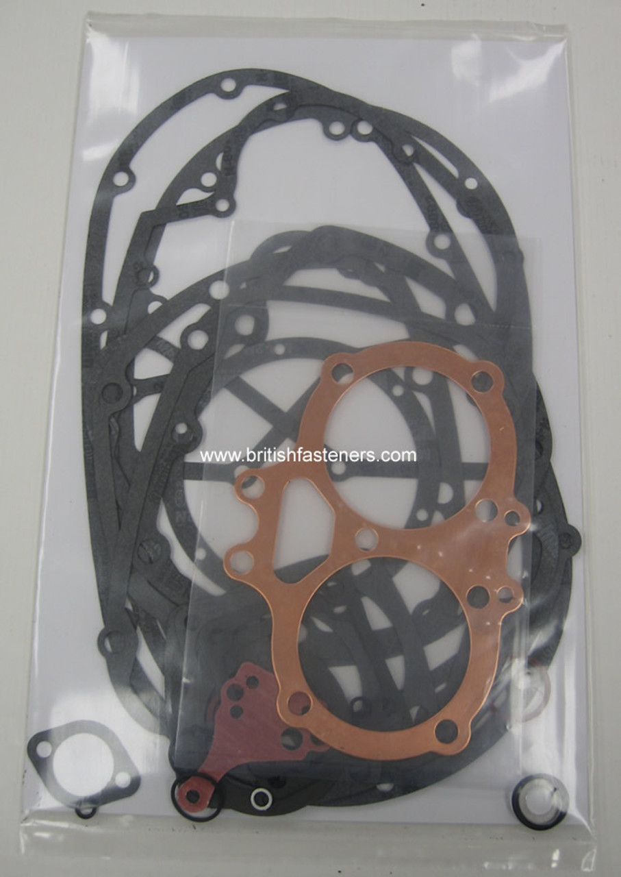 650 A65 1962 - 1972 Complete With Head Gasket - (C1700C)