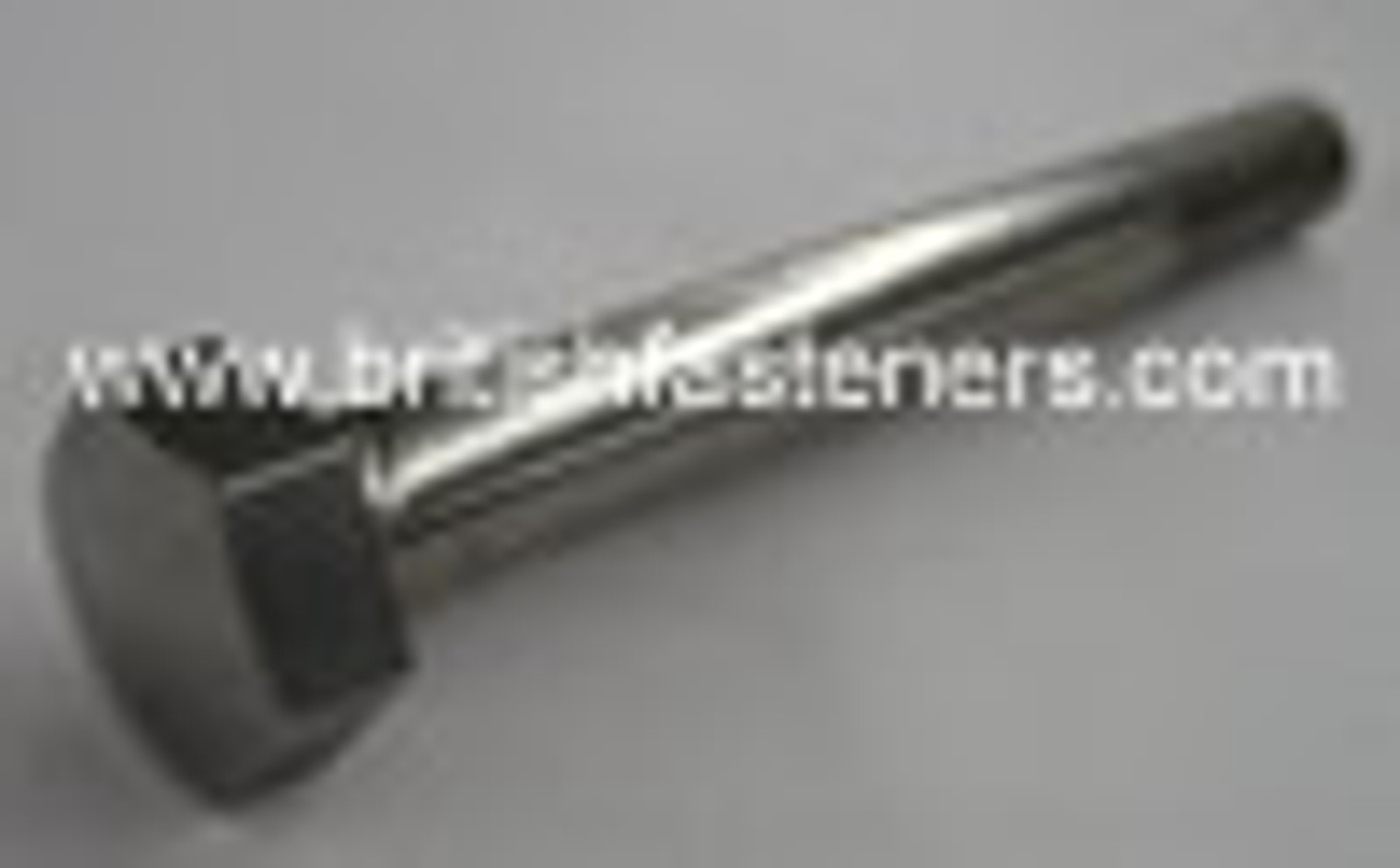 """BSC Stainless BOLT DOMED 5/16 - 26 x 3-1/2"""" - (6751)"""