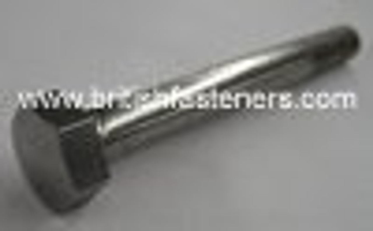 """BSC Stainless BOLT DOMED 3/8- 26 x 3-1/2"""" - (6781)"""