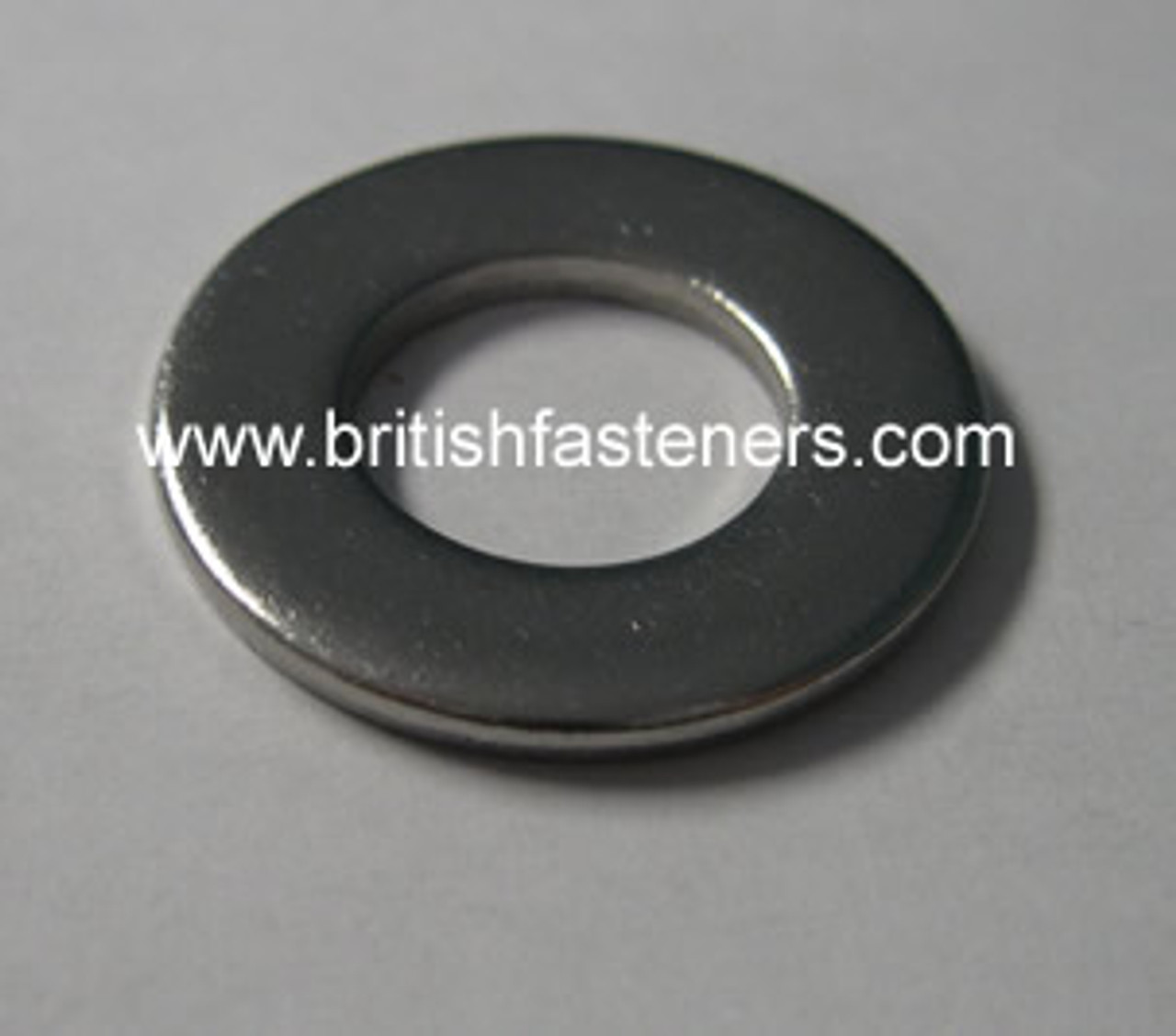 """3/8"""" Stainless Steel Thick Washer - (6252)"""