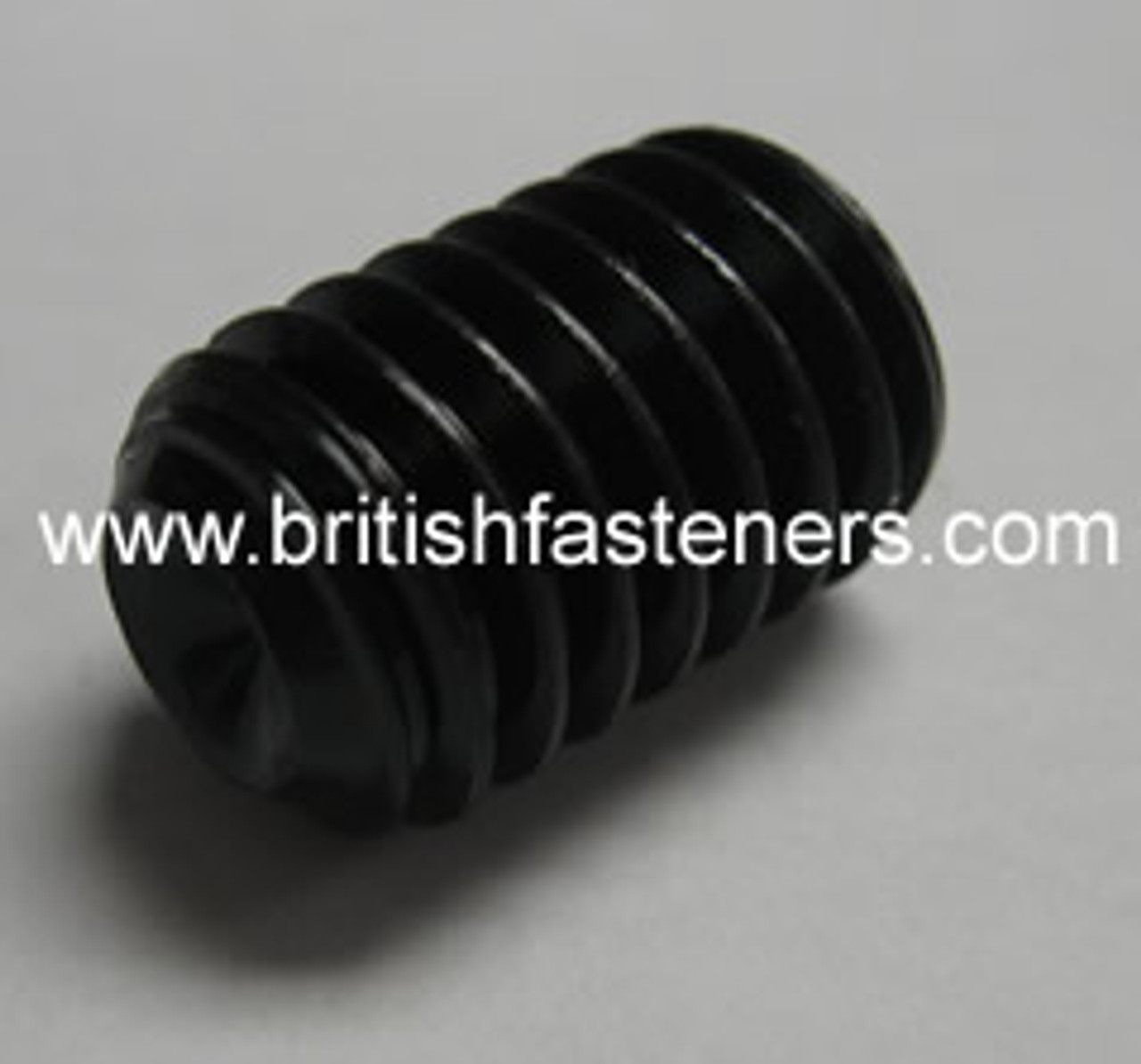 "GRUB SCREW BSF 3/8 x 1"" - (6125)"