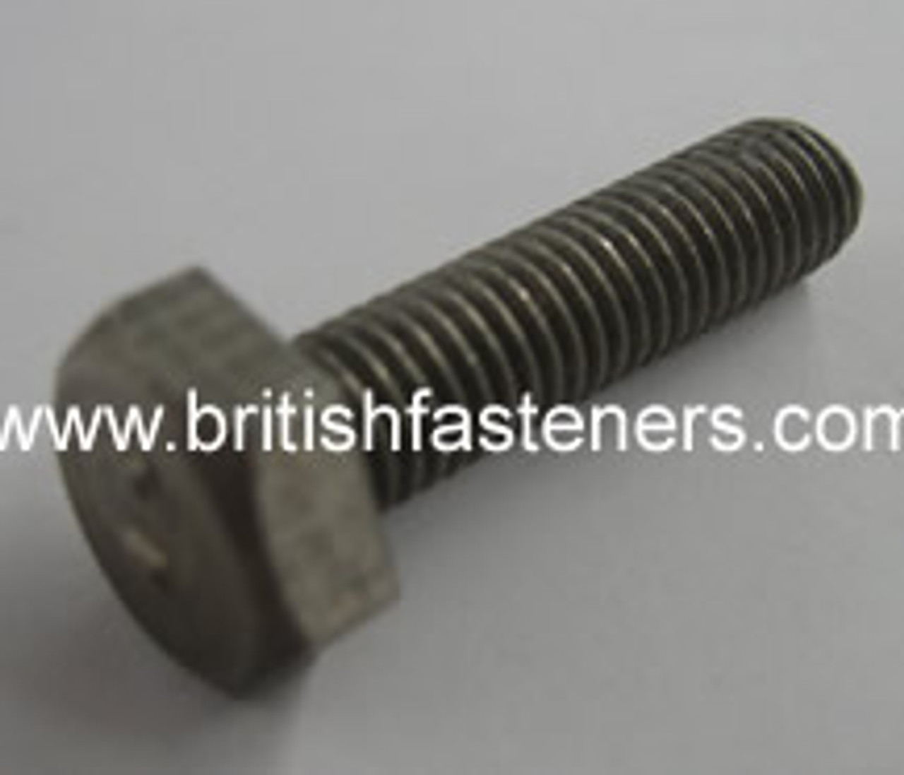 "Stainless Screw BSF/BSC Hex 1/4 x 1/2"" - (6315)"