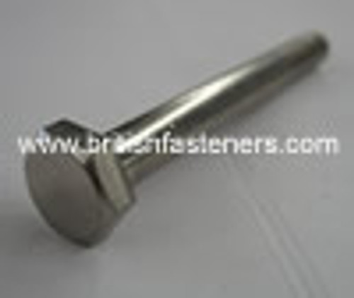 """Stainless Bolt BSC Hex 5/16 x 2 1/2"""" - (6440)"""
