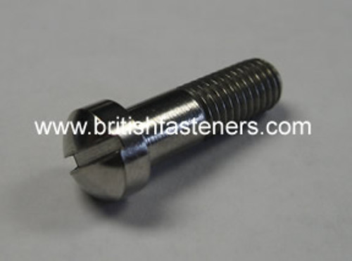 """BSF/BSC Stainless Lever Bolt 1/4"""" x 3/4"""" - (6585)"""