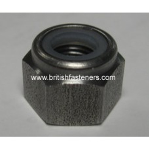 BSC NUT Locking Stainless 5/16 x 26