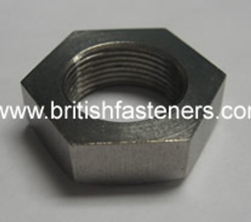 "BSC 3/4"" - 20 x 1/4"" DEEP SMALL HEX NUT - (7270)"